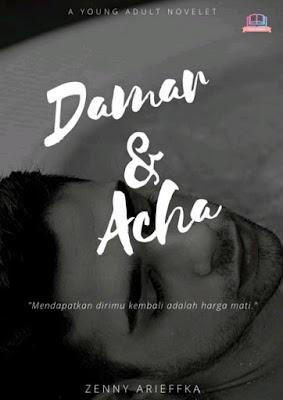 Novel Damar & Acha Karya Zenny Arieffka PDF