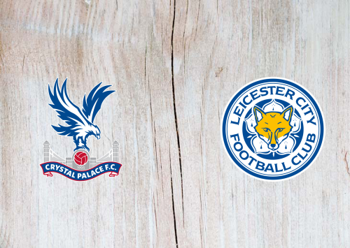 Crystal Palace vs Leicester City -Highlights 28 December 2020