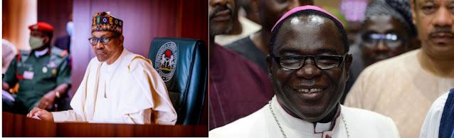 Invite Bishop Kukah, well-meaning Nigerians – cleric tells Buhari