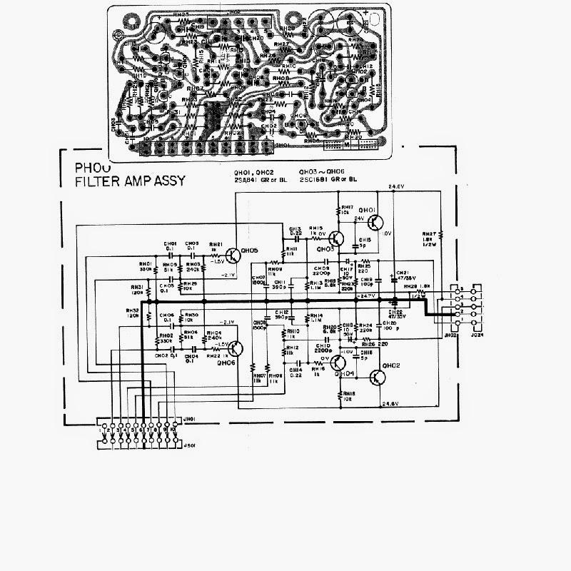 Vintage Hi-Fi Audio Restorations: Marantz 1152DC