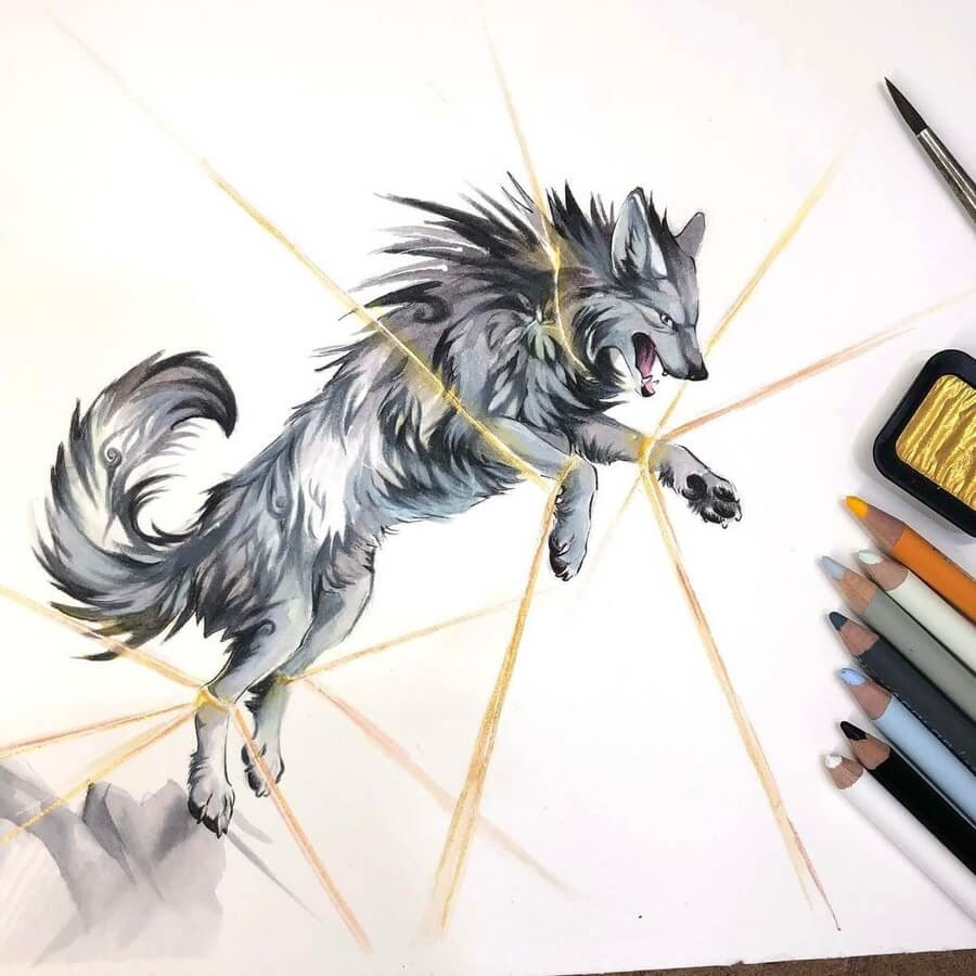 06-Wolf-tied-with-light-Katy-Lipscomb-www-designstack-co