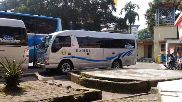 Jadwal Damri Bogor Halim Perdana Kusuma