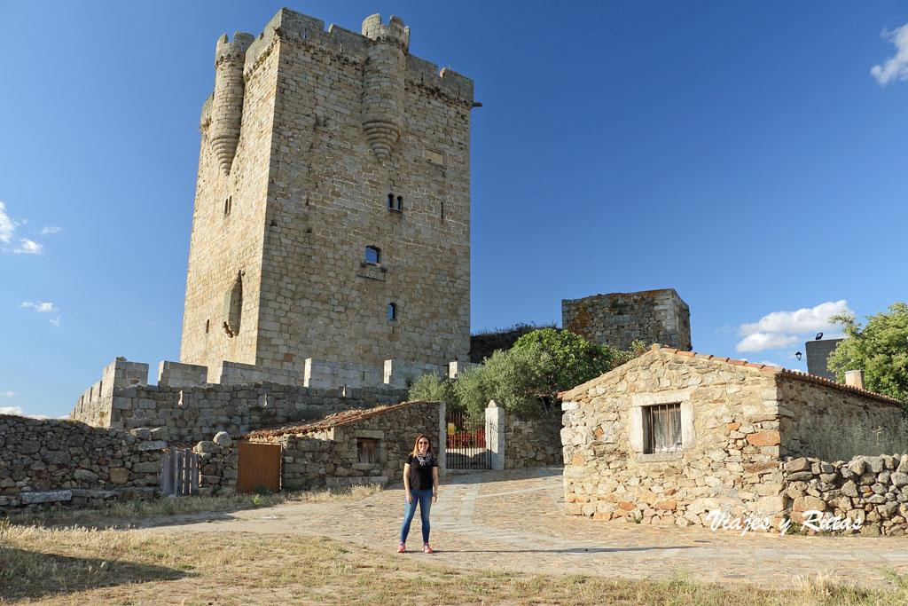 Castillo de San Felices de los Gallegos