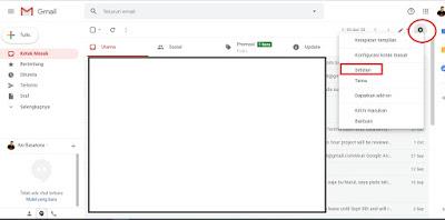 Cara Merubah Sandi Email Gmail