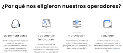 Go4Rex, servicios de inversión
