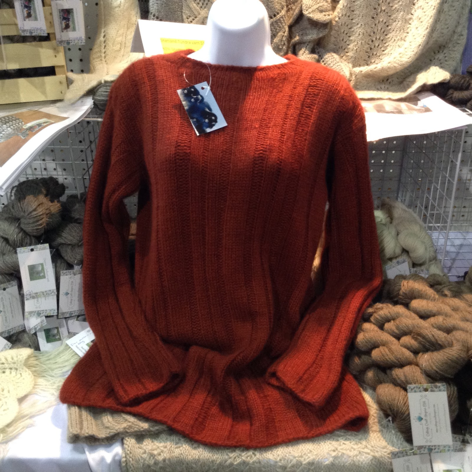 Qiviut Blog: Sweaters