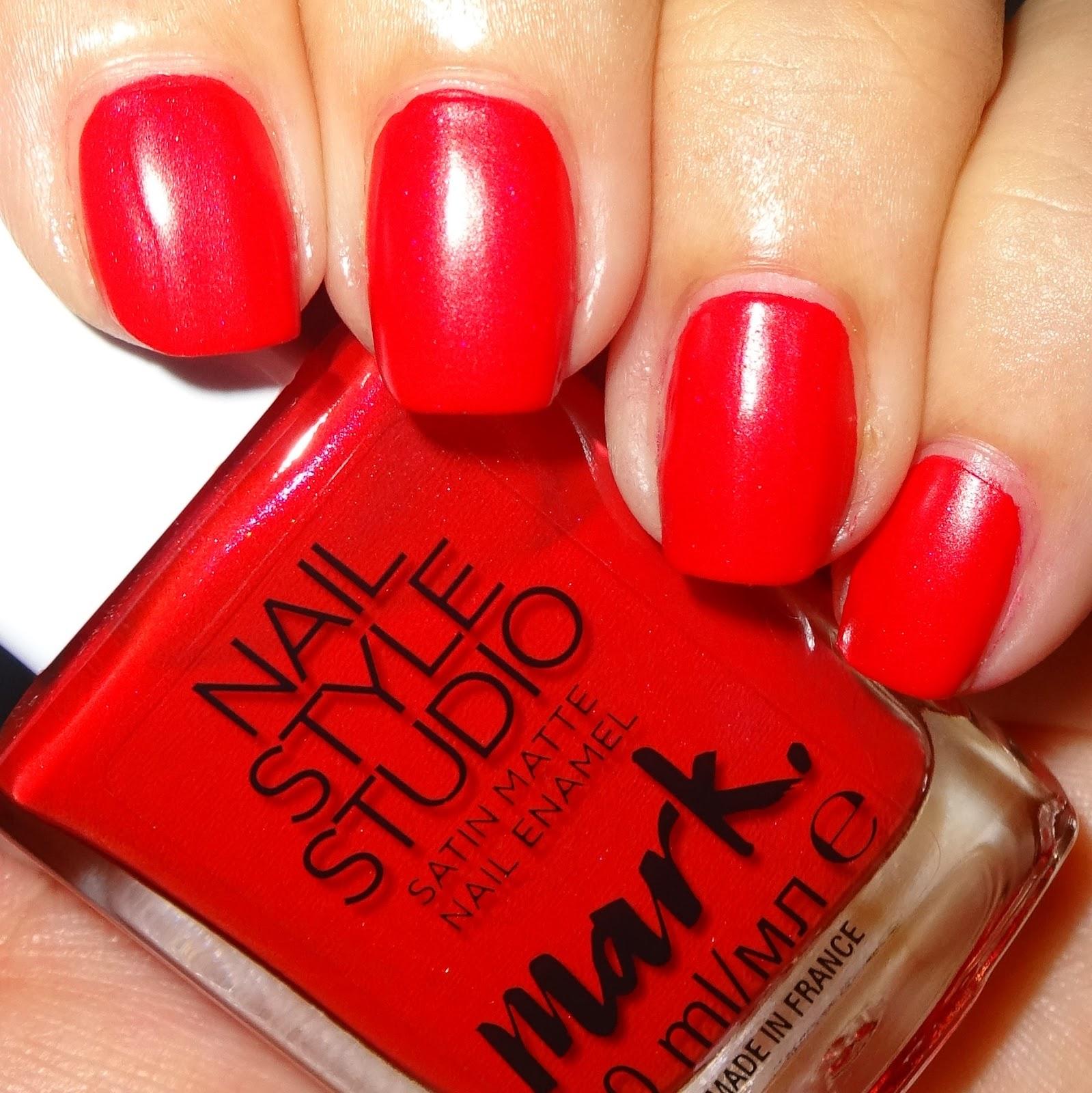Avon Nail Polish Matte