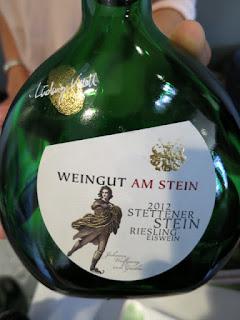 Weingut Am Stein Stettener Stein Riesling Eiswein 2012 - Franken, Germany (92 pts)