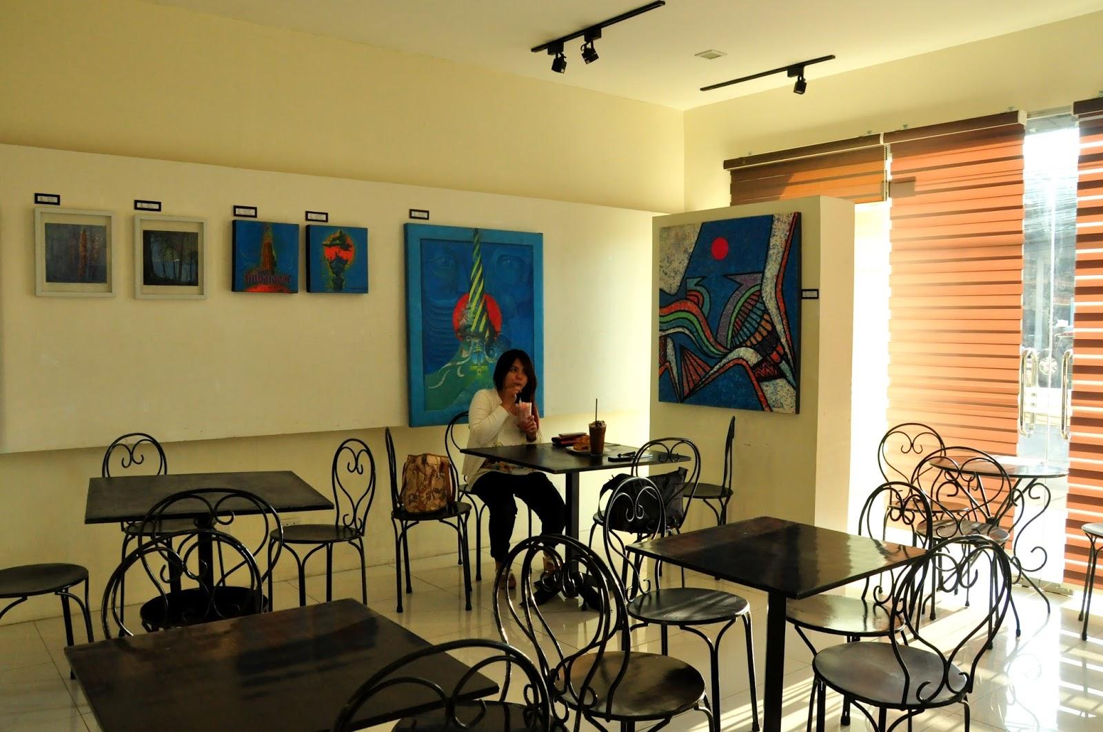 CDOFoodtrip: Capricho Art Cafe - inCDO
