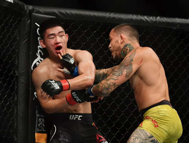 Song Yadong Marlon Vera UFC on ESPN 8
