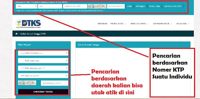 Cara Cek Nama Bantuan Sosial PKH Online
