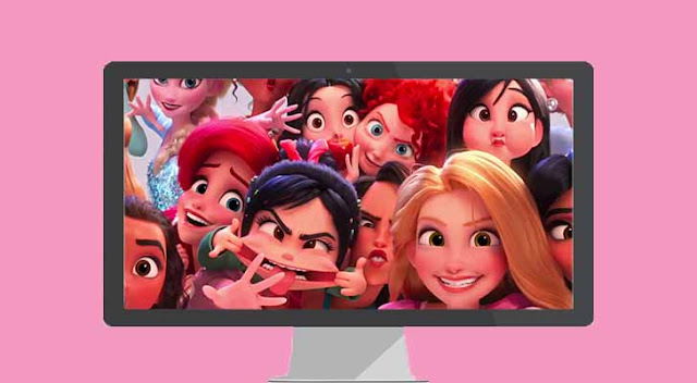 Review RALPH BREAKS THE INTERNET 2018