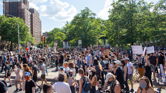 Black Lives Matter Brooklyn