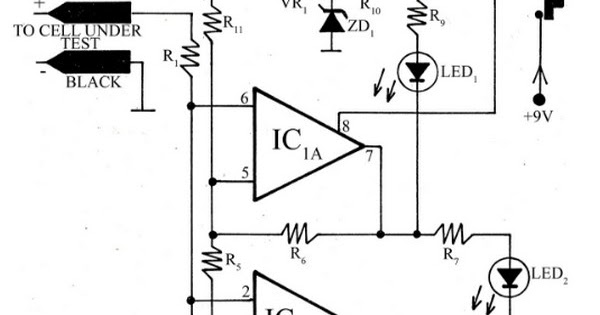 avr microcontroller analog comparator circuit