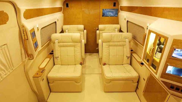 Top 10 Most Expensive and Luxurious Car Interiors Ever