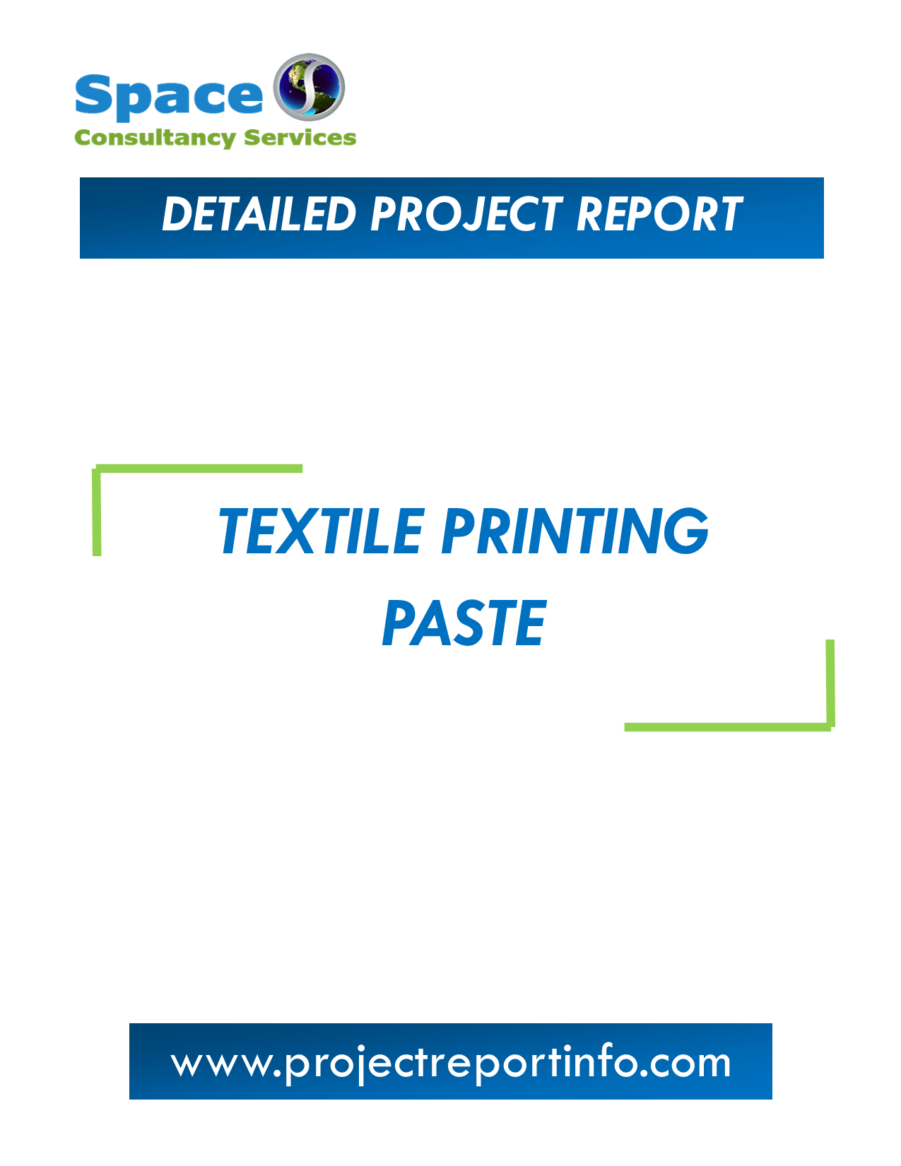 Project Report on Textile Printing Paste