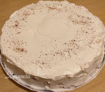 Creamy GRACEY cake