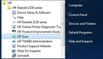 Cara Scan Dokumen di Printer HP Deskjet 213