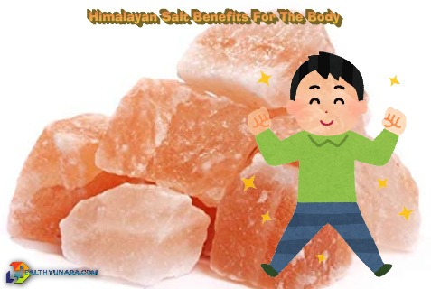 Himalayan salt benefit for the Body and health