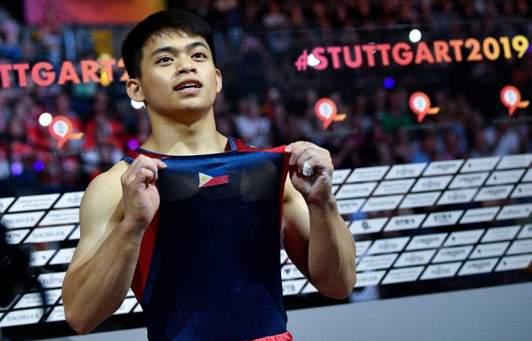 Carlos Yulo PH's historic world championship gold