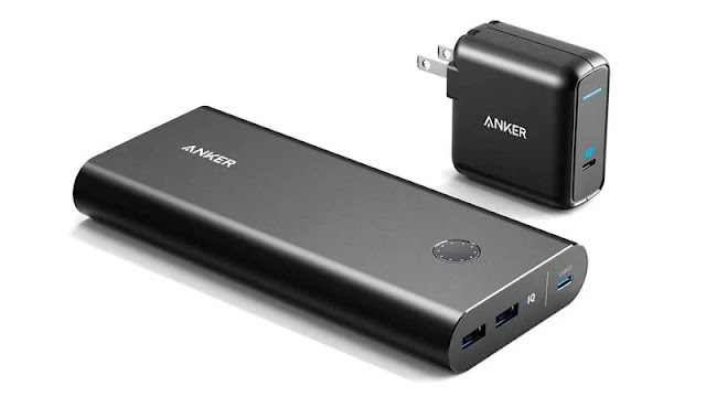 1. Anker PowerCore+ 26,800mAh 45W
