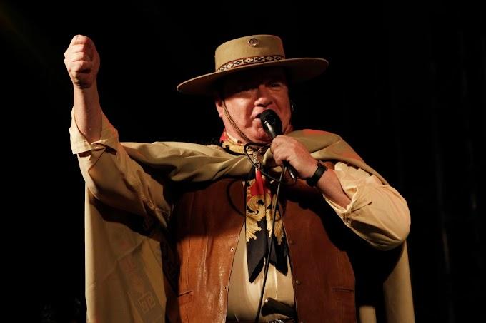 Morre o cantor e compositor nativista Jorge Freitas