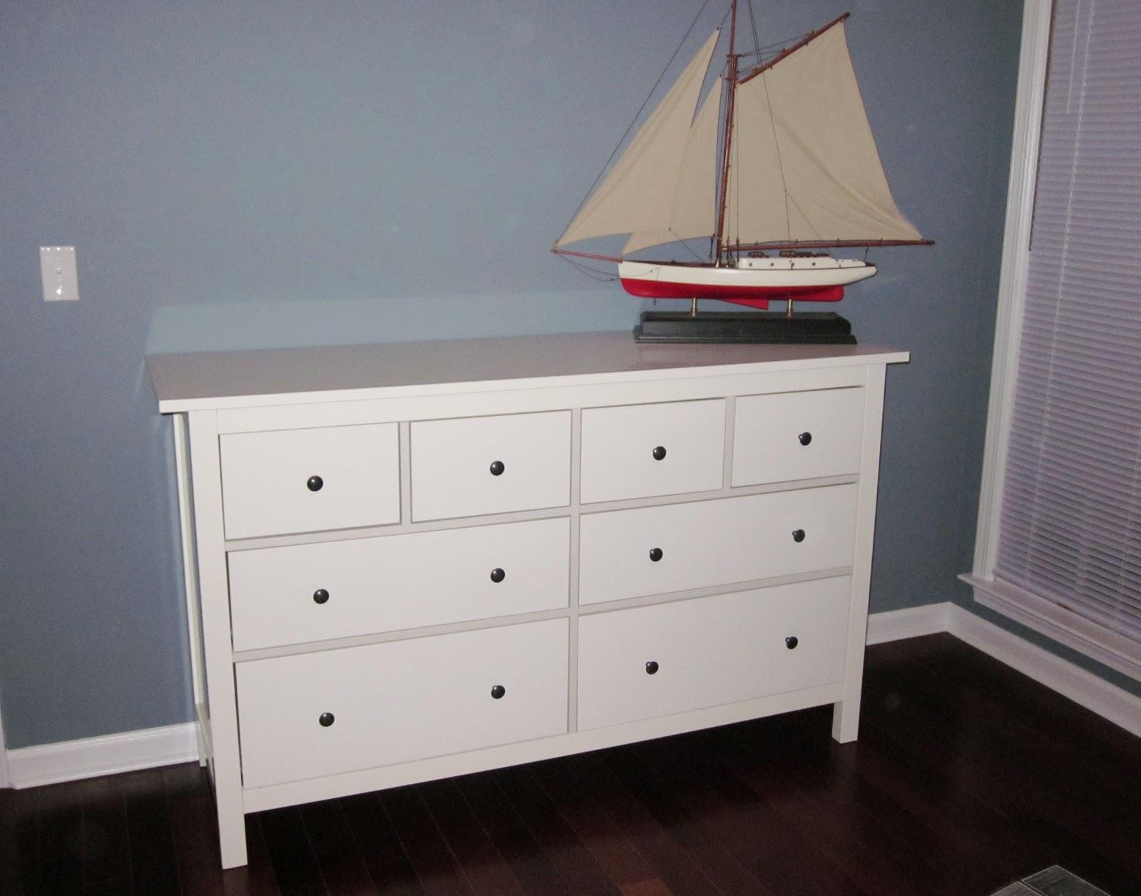 the murphy 39 s craigslist find ikea hemnes dresser. Black Bedroom Furniture Sets. Home Design Ideas