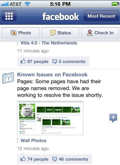 Twilighters Dream: Problems with Twilighters Dream on Facebook