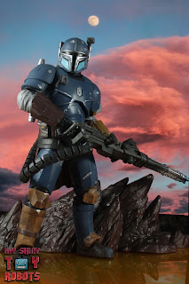 Black Series Heavy Infantry Mandalorian 02