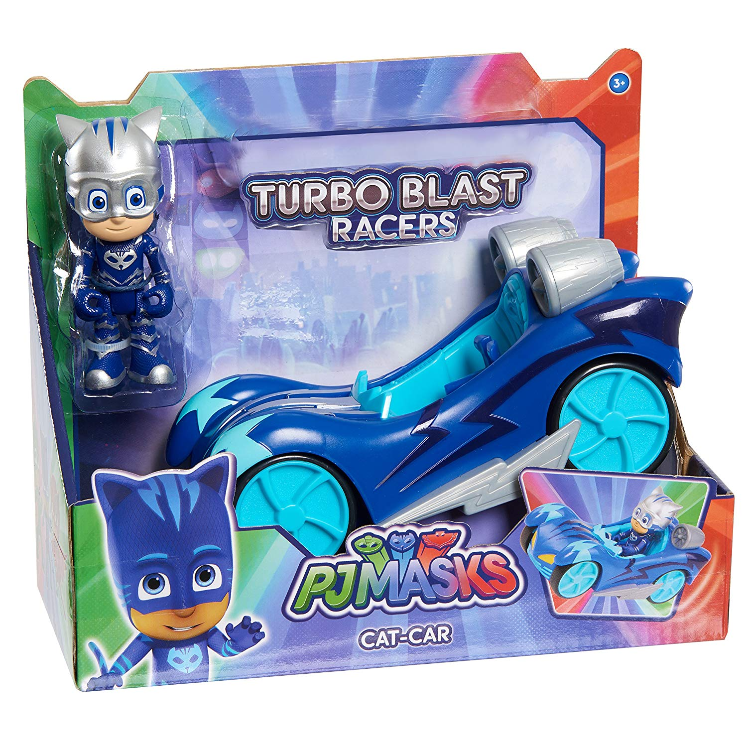 Just Play PJ Masks Turbo Blasts - Catboy