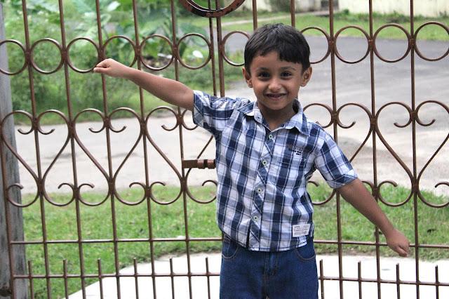 Sourajit Saha's Nephew Rick 16
