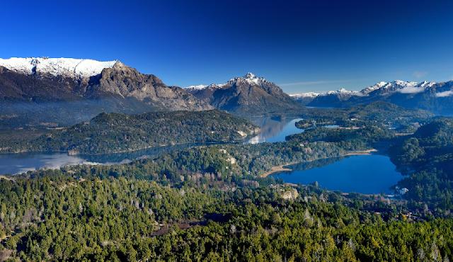 Cerro Campanário em Bariloche na Argentina