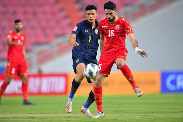 Video U23 Thái Lan 5-0 U23 Bahrain: Thế trận áp đảo, sao trẻ tỏa sáng