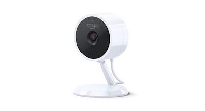 Amazon Cloud Cam + Amazon Key: la combinación perfecta