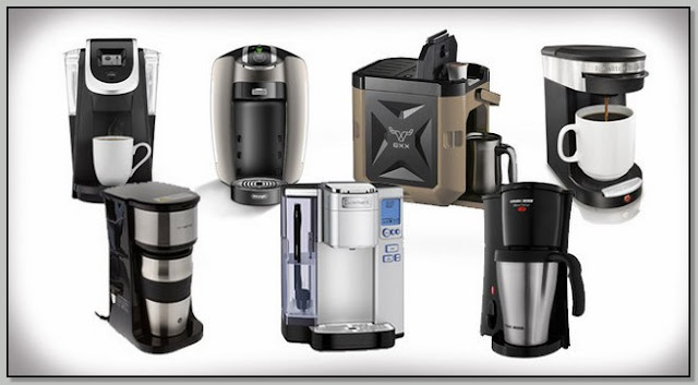 Single Cup Coffee Maker Brands