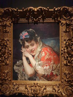 Aline Masson, la musa de Raimundo de Madrazo