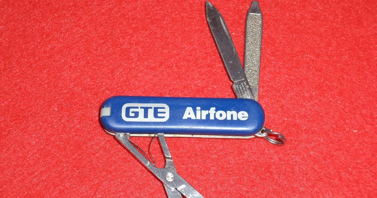 I Love Sak S Victorinox Classic Gte Airfone