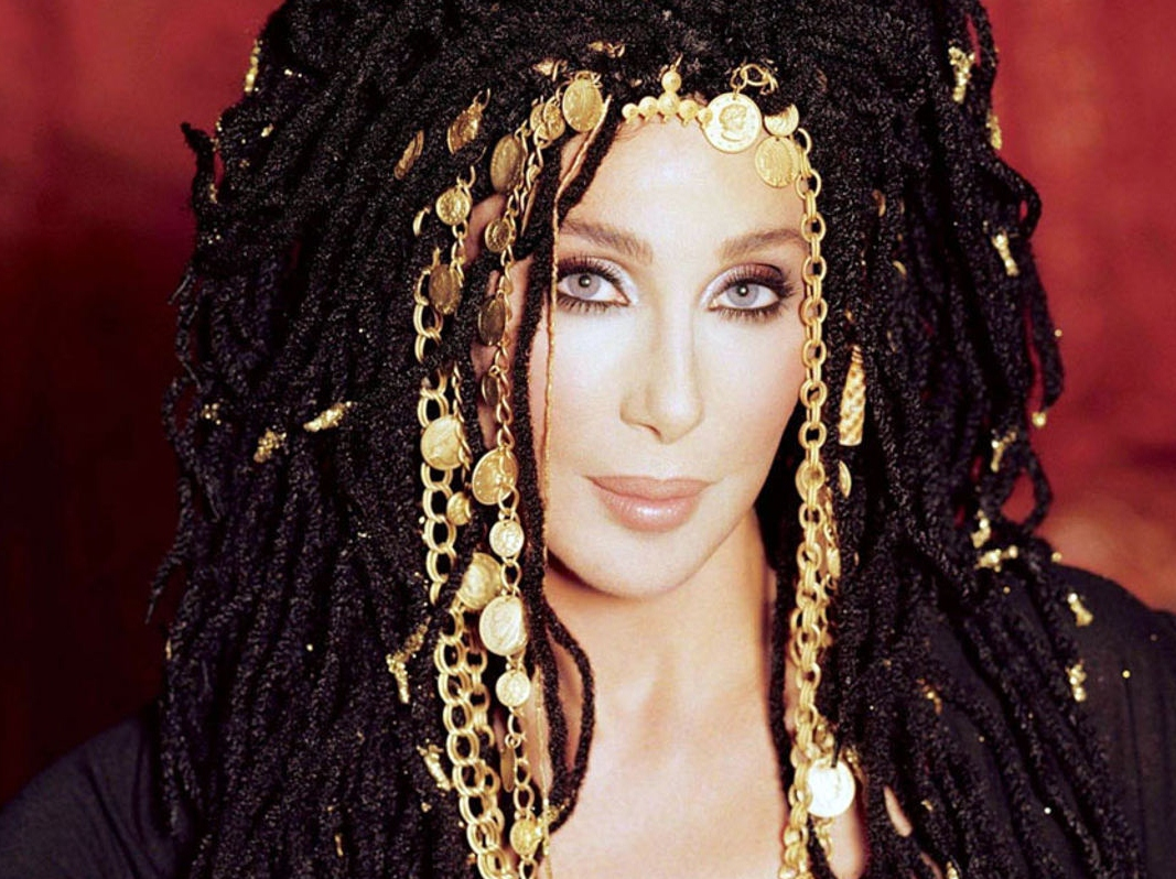 Cher Signs With Logo For 60 S Hollywood Drama Vvn Music