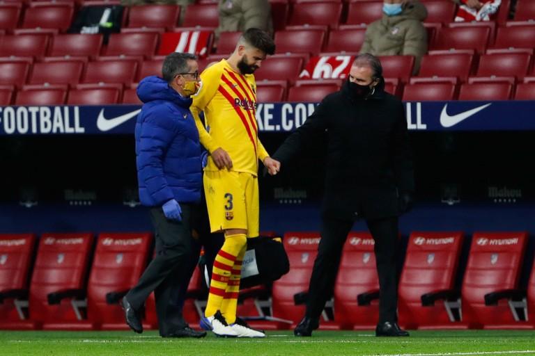 FOOTBALL - Barça: Bad news follows after Atlético