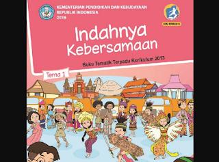 Download Buku Guru dan Siswa Kelas IV Kurikulum 2013 Edisi 2017