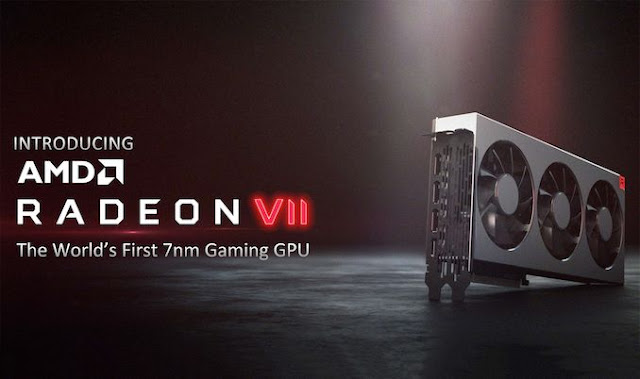 AMD Radeon VII Has Just Hit The Market - This Video Card Has More RAM Than Your Average PC