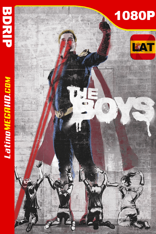The Boys (2019) Temporada 01 Latino HD BDRIP 1080P ()
