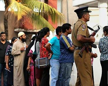 Concerns raised over queues outside diplomatic missions