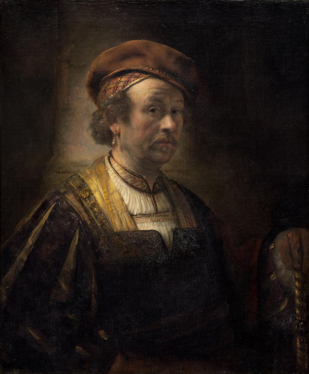 Rembrandt Portraits Not Dark Yet: Artsongs...