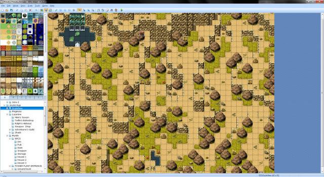 Cara Membuat Game RPG Tanpa Perlu Coding
