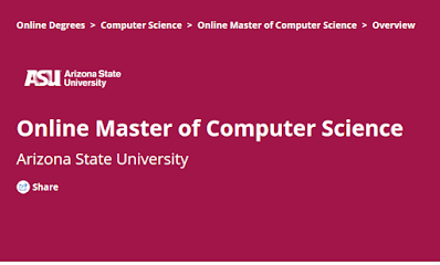 Best Computer Science Degree on Coursera