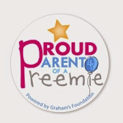 Proud Parent of a Preemie