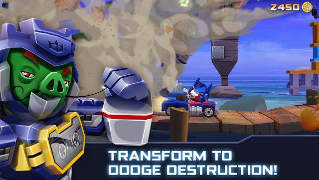 Angry Birds Transformers Mod Apk, Angry Birds Transformers Mod Apk for android, Angry Birds Transformers Mod Apk for free
