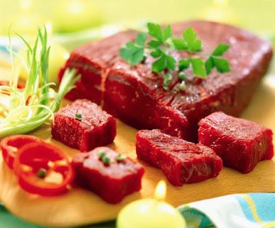 Thời điểm và cách chế biến thịt bò cho bé