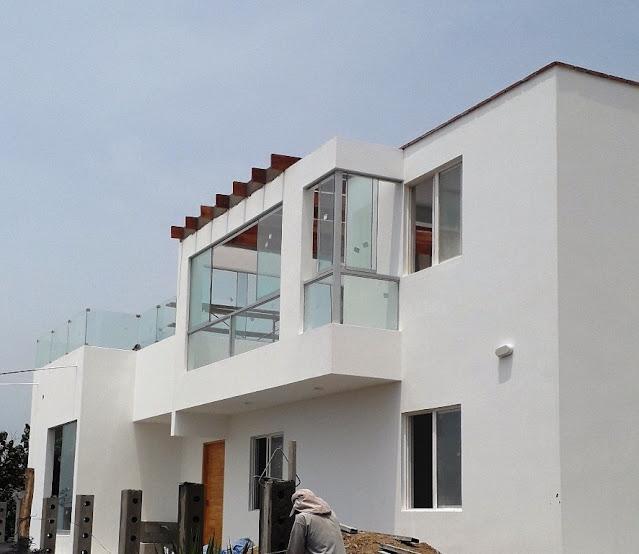 Casas de Playa - Proceso Constructivo
